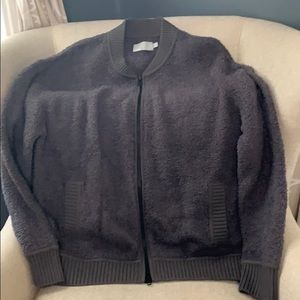 Vince Wool Blend Sherpa Jacket XXL Worn Once!